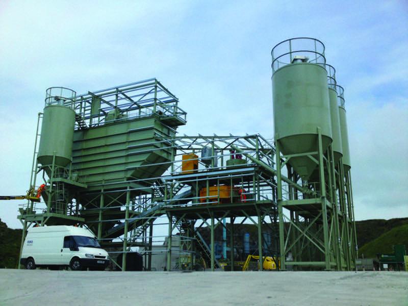 Aggregate Industries- Bardon Concrete, Scotland