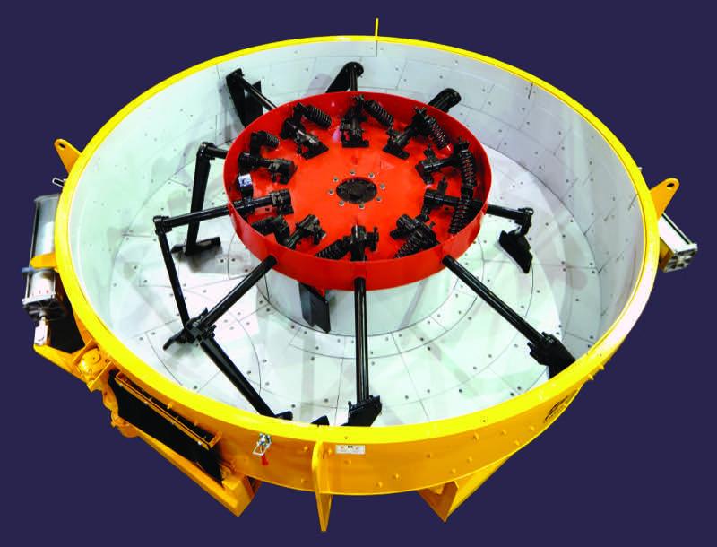 Pan mixer lid off 2