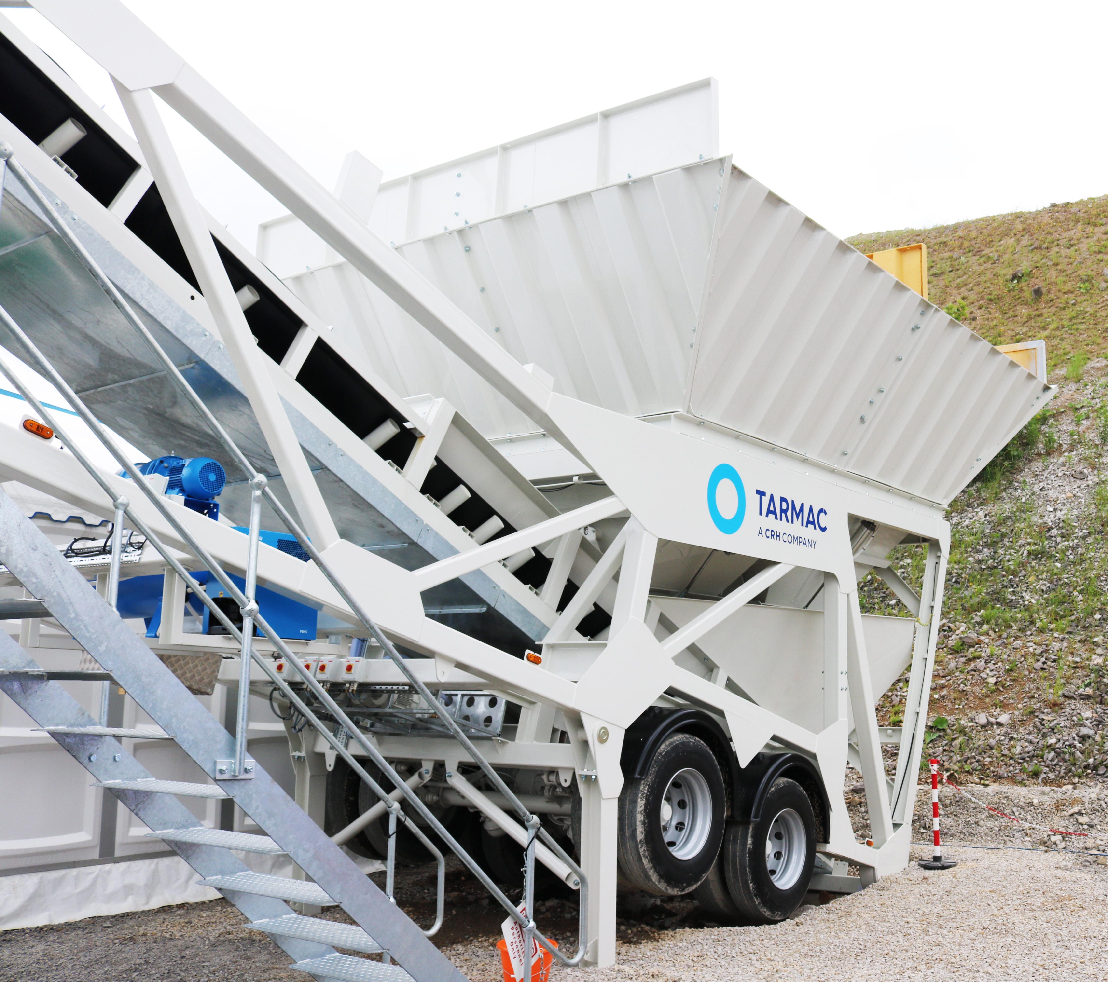 Hillhead 2016 - Tarmac Transbatch Bins