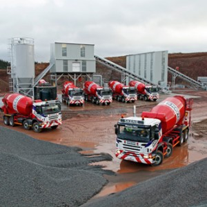winterized bespoke concrete batching plant skene group scotland