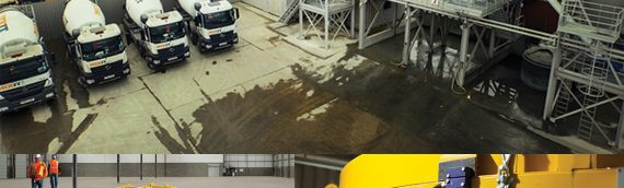 Rapid is Preferred Concrete Mixer Supplier for Noted London Ready Mix Concrete Contractor.